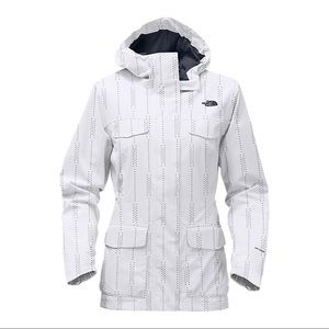 NWT The North Face Womens Wynes Quad Pocket Jacket
